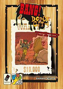 Bang Dodge City dV Giochi